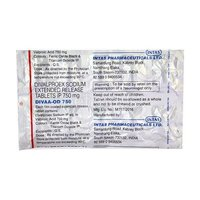 Divalproex Sodium Valproic Acid Tablets