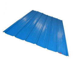Coated Profile Sheets