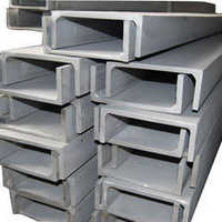 Mild Stainless Steel Channels