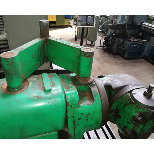 ALCERA Universal Milling Machine
