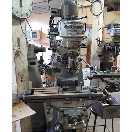 Bridgeport M1TR Milling Machine
