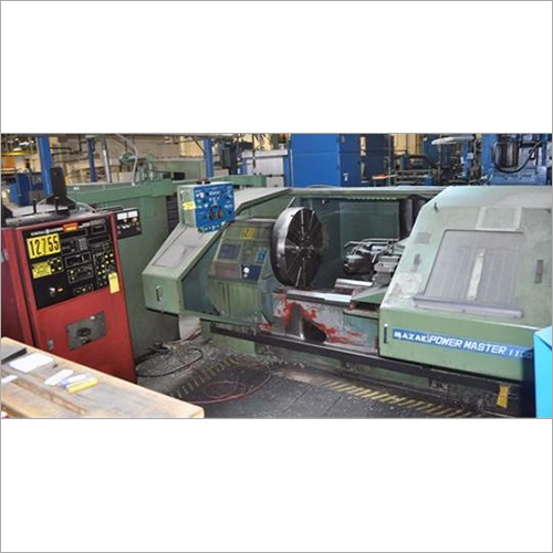 Mazak Power Master CNC Turning Center Lathe