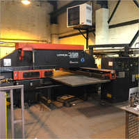 Amada Vipros 358 queen Turret Punching Press