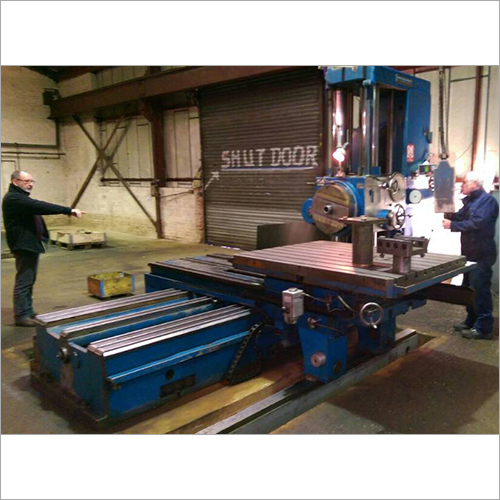 Used Horizontal Boring Machine