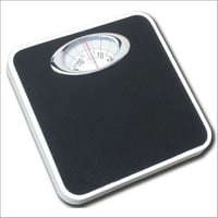 Body weighing scale