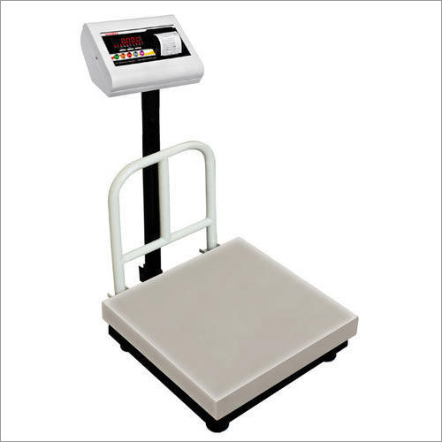 Electronic Weighing Printer Machine