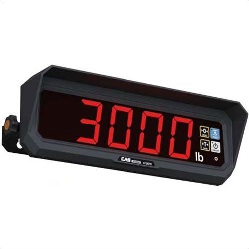 Weighing Scale Digital Display