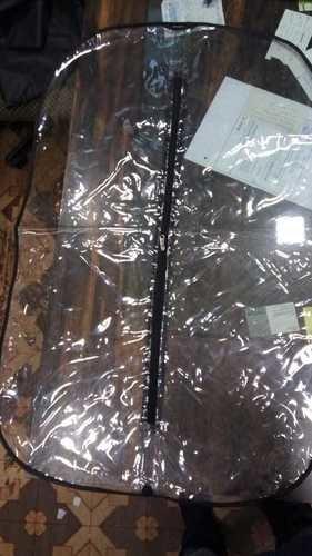 Transparent Suit Covers
