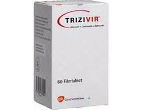 Abacavir Lamivudine Zidovudine Tablets Trizivir