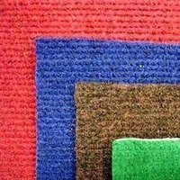 Multicolored Non Woven Carpets