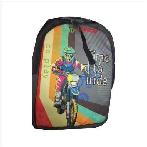 Motor bike school bag