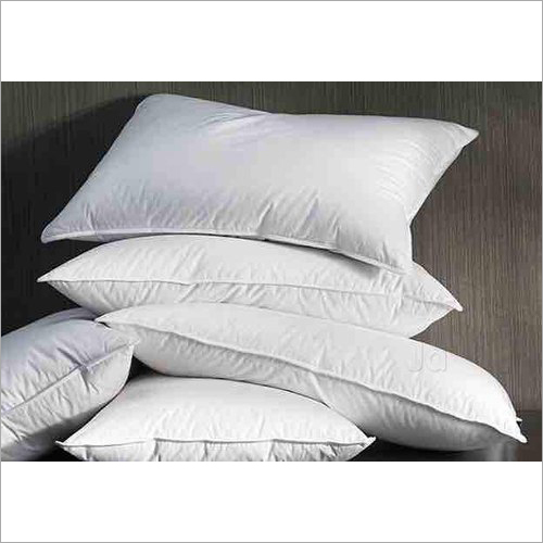 Recron Fiber White Bed Pillow