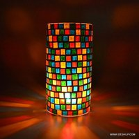 Glass Candles Stand Gifts for Diwali, home decor, outdoor or indoor
