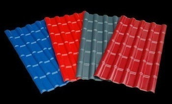Tetto Colour Glazing Tile Sheets