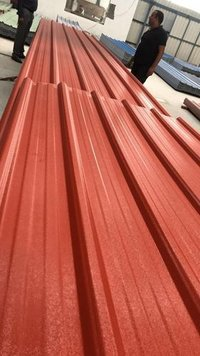 Tetto PVC Glazing Tile Sheets