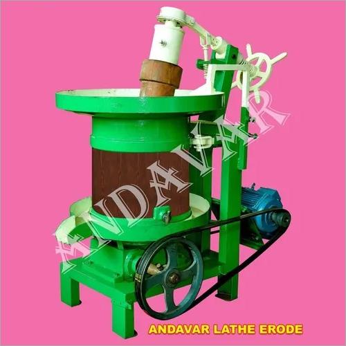 Wooden Oil Ghani Machine