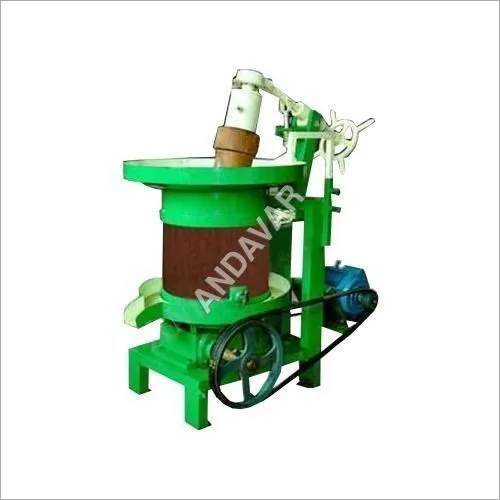 Wooden Oil Extraction Machine