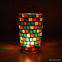 Glass Candles Stand Gifts for Diwali, home decor, outdoor Celebrations Glass Candles Stand Gifts for Diwali, home decor, outdoor Celebrations