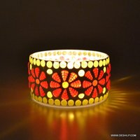 Festival Party Diwali Christmas New Year candle holder