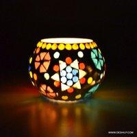 Glass Candle Holders Holder Festival Lamp Lantern Decor Home