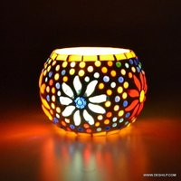 Glass Candle Holders Home Decoration Candle