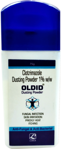Clotrimazole Dusting Powder