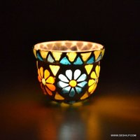 Multi Color Changing Flame Handcrafted Traditional