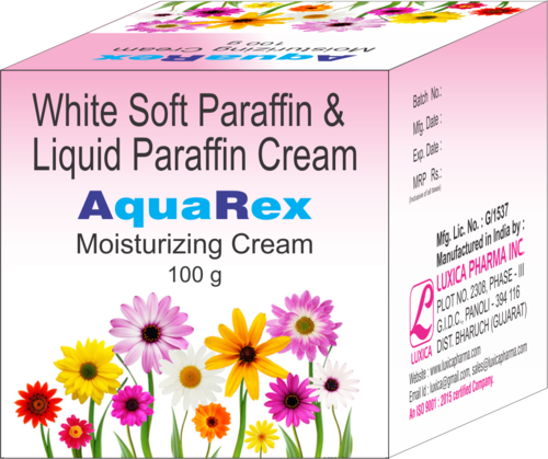 Liquid Paraffin & White Soft Paraffin Cream