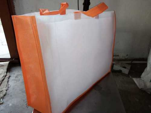 "Gusseted Non woven bag 15""x18""x6"""