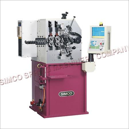 0.7-1.8mm 5 Axes CNC Spring Coiler