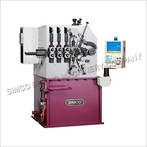1.4-3.2mm 5 Axes CNC Spring Coiler