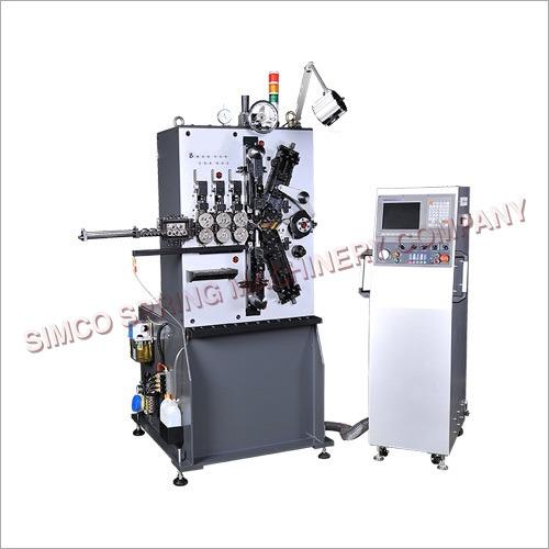 0.8-3.0 mm 5 Axes CNC Spring Coiler