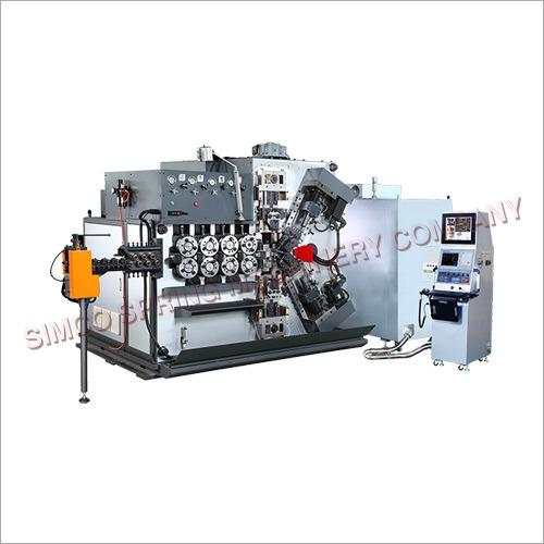 5.0-12.0mm 6 Axes High Strength CNC Spring Coiler
