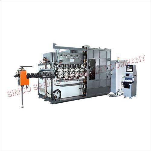 10.0-20.0mm 6 Axes High Strength CNC Spring Coiler