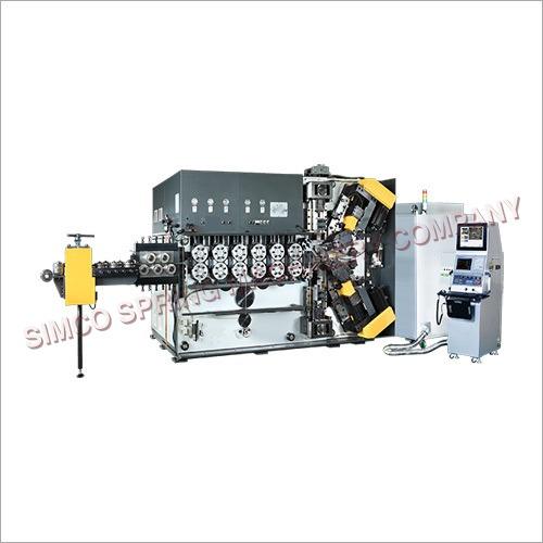 13.0-25.0mm 6 Axes High Strength CNC Spring Coiler