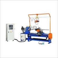 10.0-20.0mm Lathe Type Spring Coiler