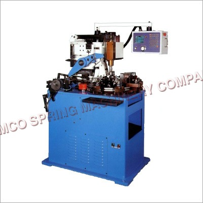 0.9-2.3mm CNC Torsion Spring Machine