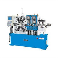 0.8-2.0x50mm 3 Axes Wire/Strip Forming Machine