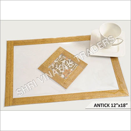 Antique Designer Table Mat