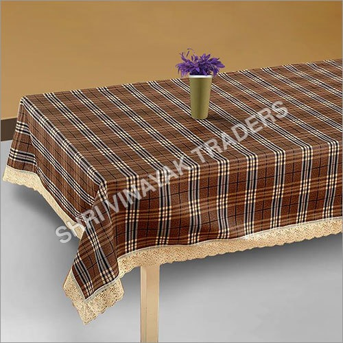 Embroidered Table Cover