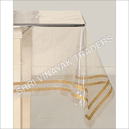 PVC Table Cover Lace