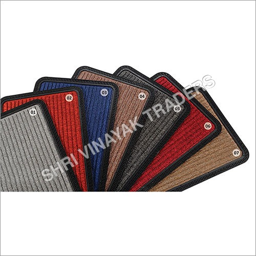 Door Ribbed  Mat