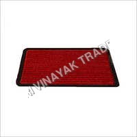 Ribbed Designer Outdoor Mat