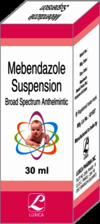 Mebendazole Suspension