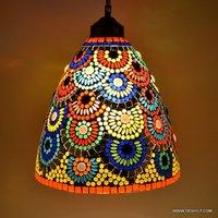 Mosaic Hanging Lamps Hanging Hanging