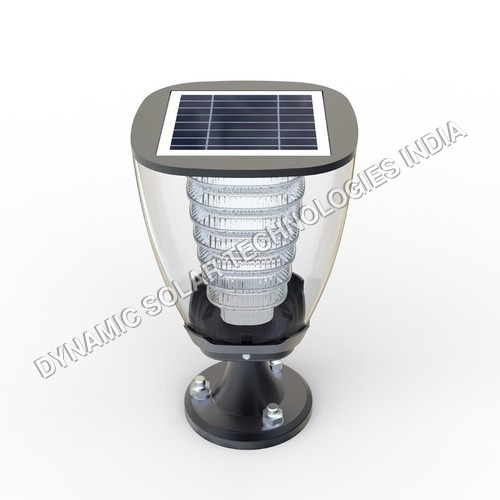 100 Lumens Fully Automatic All-In-One LED Solar Garden Cup/Post Light