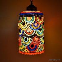 Antique Hanging Light Mosaic Hanging Lamps Hanging