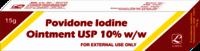 Povidone Iodine Ointment USP 10% w/w