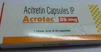 acitretin capsules