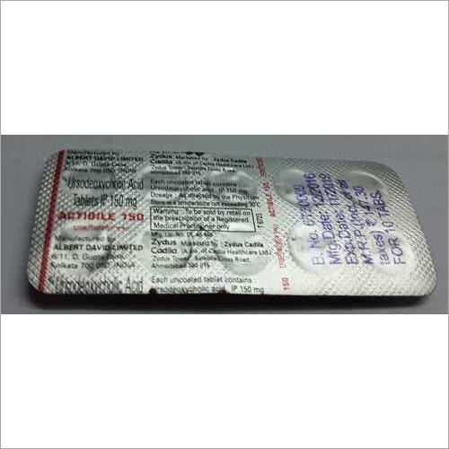 ursodeaxycholic acid tablets